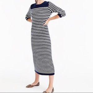 J Crew Net-A-Porter sweater dress